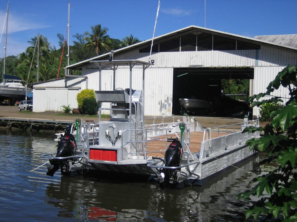 h u0026t architecture navale  u00bb barges de d u00e9barquement de 12 m