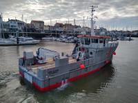 Portuaire - Travaux